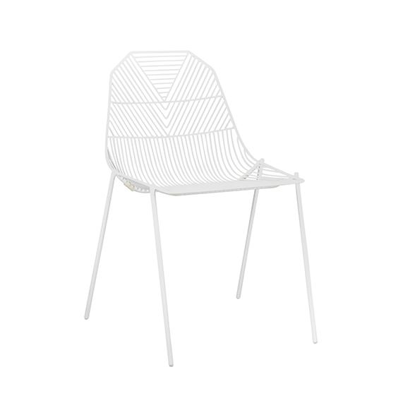 White Arrow Chair Open Air Events