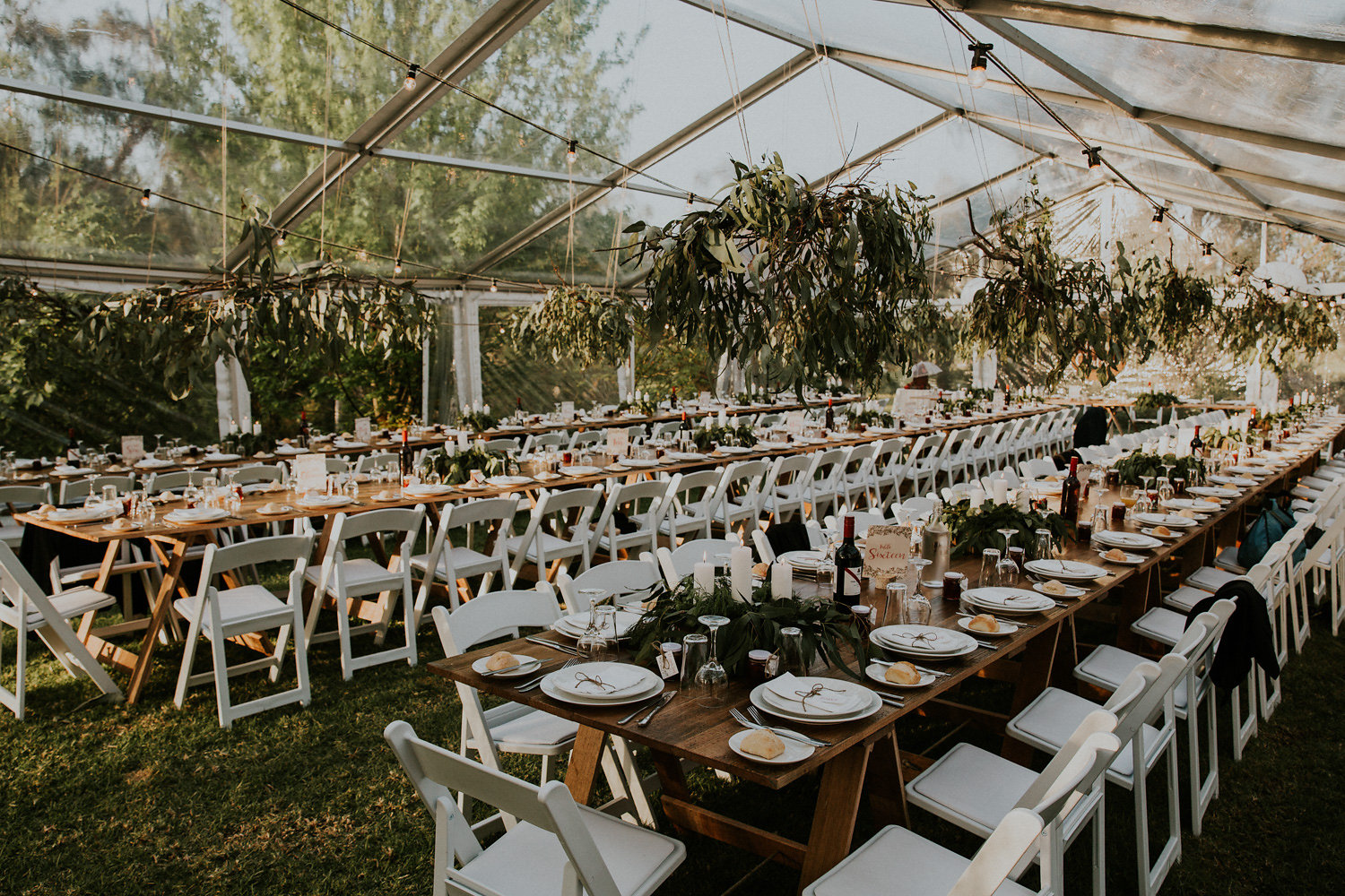 4 Golden Rules For An Ultimate Marquee Wedding Open Air